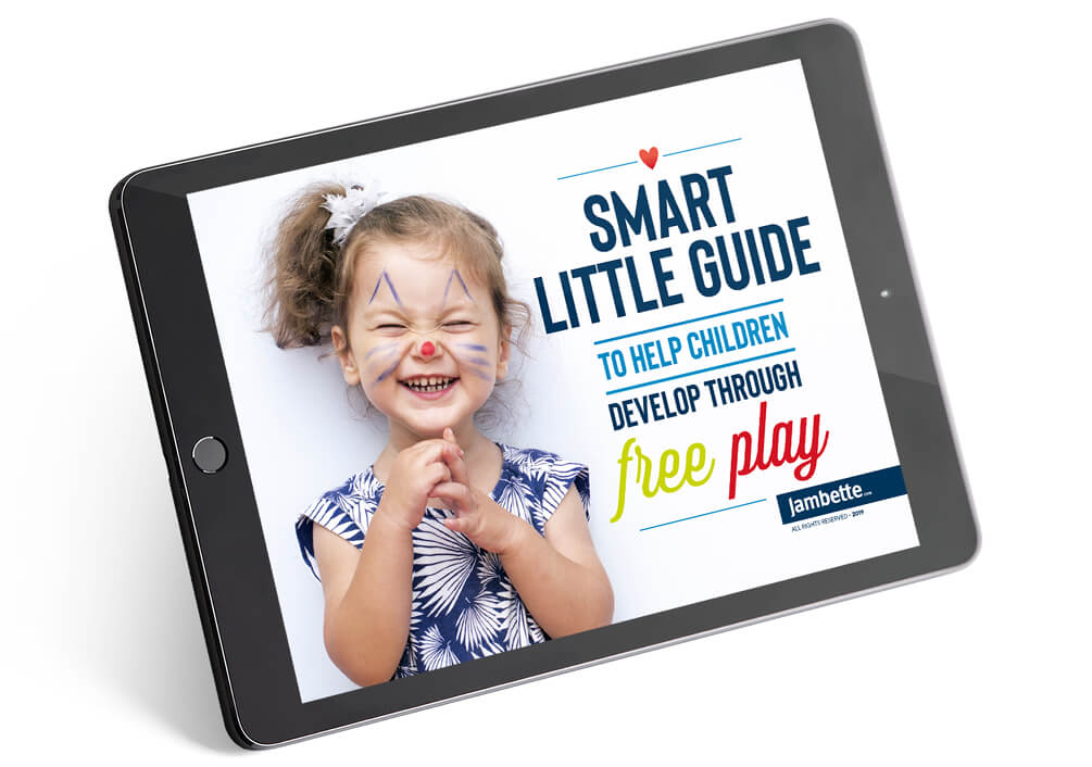 Free play - white paper